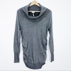 NWT Motherhood Maternity Sparkle Knit Sweater